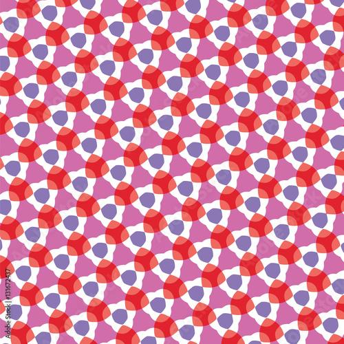 Sfondo Geometrico Astratto Rosa Rosso E Blu Stock Image And