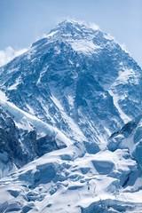 Fototapete - Summit of Mt. Everest, Himalayas, Solu Khumbu, Nepal