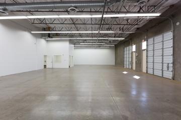 Large Vacant Warehouse