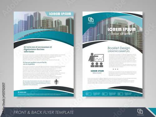 brochure layout design template stock image and royalty free vector