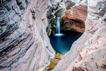 Hamersley Gorge, Spa Pool, Karijini, Australia