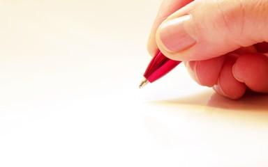 Vertragsabschluss durch Unterschrift