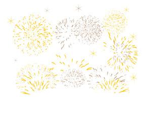 feu d'artifice fête célébration