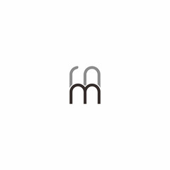 Letter MS Logo