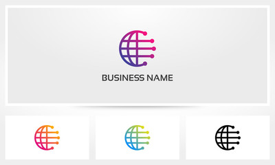 Data Global Connect Logo