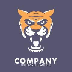 Wild Animal icon logo vector template