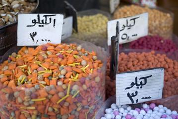 Sweets for sale, Jordan