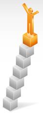 Achievement tower