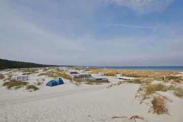 Campingplatz Prerow, Fischland