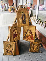 Carved images