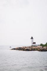 Lighthouse at Lighthouse Beach