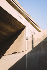 Angles under an LA freeway