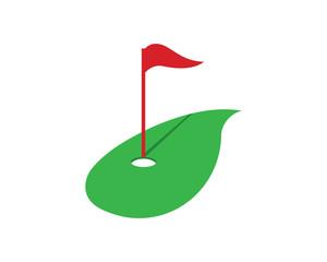 Golf Logo Template