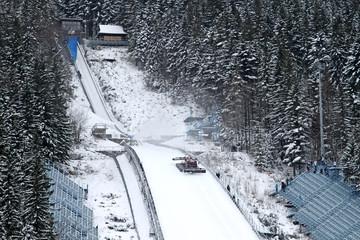 Ski Jumping- Zakopane