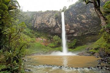 Bridal Veil Falls, New Zealand, North Island
