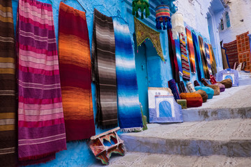 Africa,North Africa,Morocco, Chefchaouen or Chaouen  is the chief town of the province of the same name.