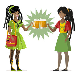 reggae rastafarian dreadlocks toasting african happy girls