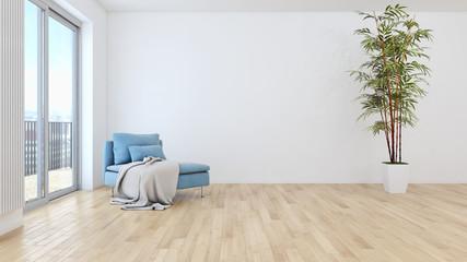 Obraz Soggiornno moderno - fototapety do salonu