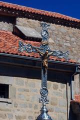 cruz parroquial galapagar