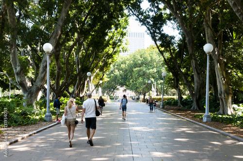 Hyde Park - Sydney - Australia