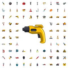 cutter icon illustration