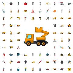 crane icon illustration