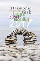 Wünsche zum Neujahr 2107