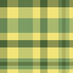 Tartan vector seamless  pattern.