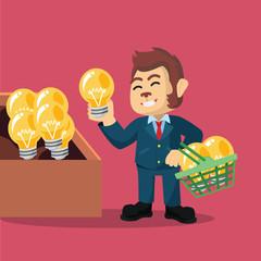 monkey business buying idea