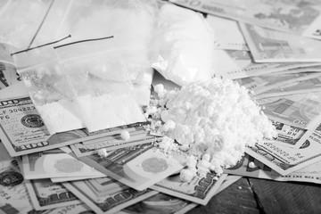 heroin and drug taking