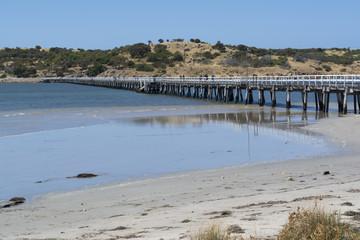 Victor Harbor Jetty, Fleurieu Peninsula, South Australia