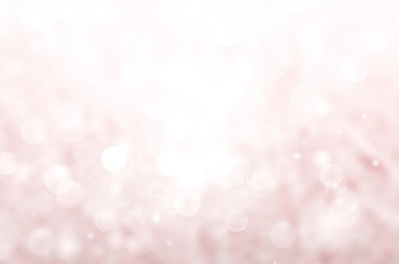 Abstract bokeh background blur.Holiday wallpaper.