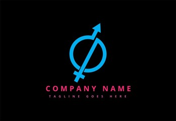 Male and Female logo,