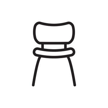 chair icon illustration