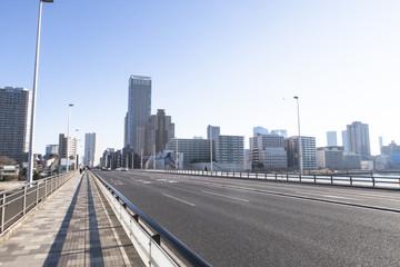 東京風景(佃大橋)