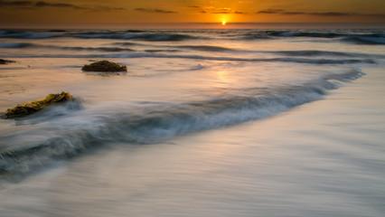 La Jolla Sunset: light edit and NR