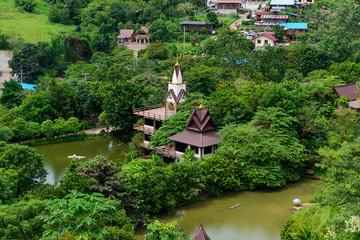 Wat Phra That Pha Son Kaew, PETCHRABOON province, THAILAND