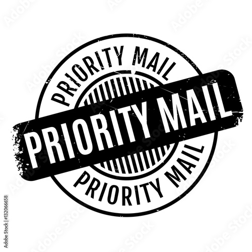 quotpriority mail rubber stampquot stockfotos und lizenzfreie