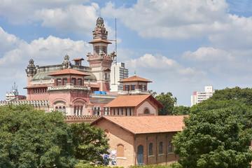 Catavento Museum in Sao Paulo