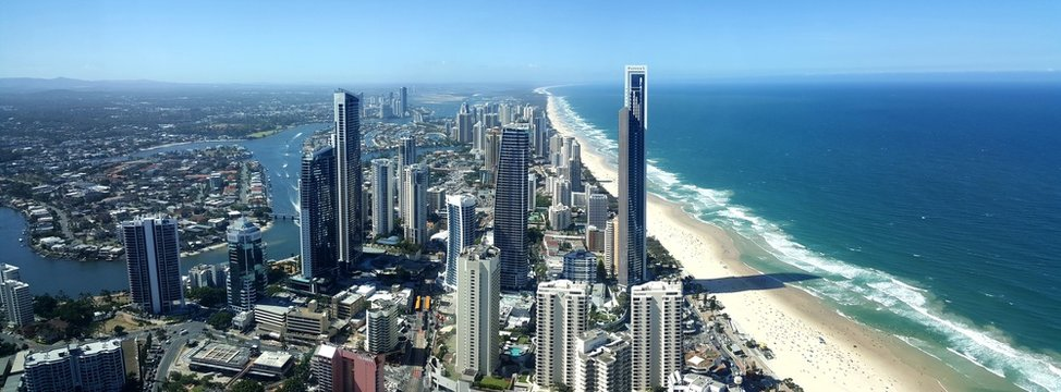 Gold Coast, Queensland, Australie