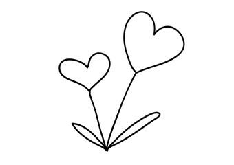 Walentynki,miłość,ludzie,ptaki,kwiaty