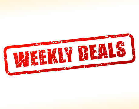 weekly deals text buffered