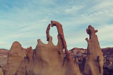 Staande foto Canyon Fantasy canyon