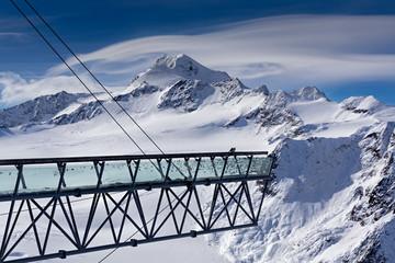 Wildspitze Sölden, Ötztaler Alpen, Tirol