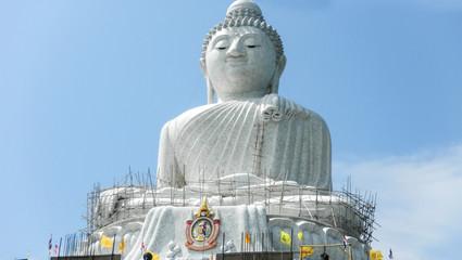 Big Buddha Statue, Phuket, Thailand, Asia