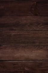 Wood texture. Natural Dark Wooden Background.