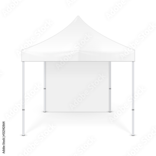 Promotional Advertising Outdoor Event Trade Show Pop-Up Tent Mobile Advertising Marquee. Mock Up  sc 1 st  Fotolia.com & Promotional Advertising Outdoor Event Trade Show Pop-Up Tent ...