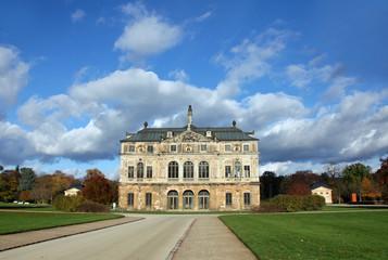 Palais im Großen Garten in Dresden.1