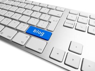 blog, klawiatura - sklep internetowy. internet - fototapety na wymiar