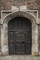 Grand English Door
